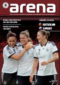 Deutschland - Slowakei (Frauen)