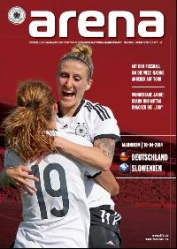 Deutschland - Slowenien (Frauen)