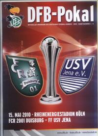 FCR 2001 Duisburg - FF USV Jena