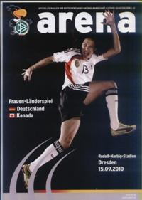 Deutschland - Kanada (Frauen)