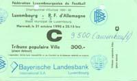 Luxemburg - Deutschland