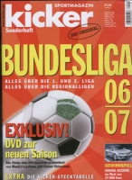 kicker Bundesliga 2006/07