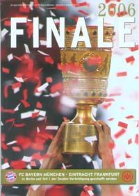 Eintracht Frankfurt - FC Bayern München (Bayern-Magazin)