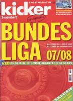 kicker Bundesliga 2007/08