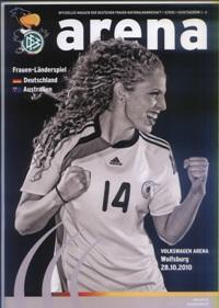 Deutschland - Australien (Frauen)