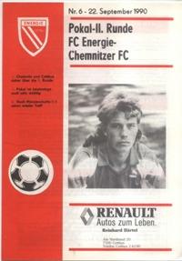 FC Energie Cottbus - Chemnitzer FC