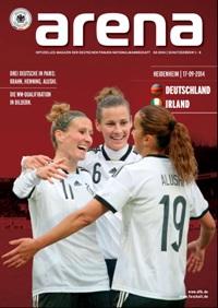 Deutschland - Irland (Frauen)