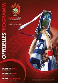 EM 2008 Österreich / Schweiz - Offizielles Programm der UEFA (dt. Edition)