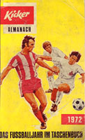 kicker-Almanach 1972
