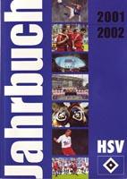 Hamburger SV Offizielles Jahrbuch 2001/2002