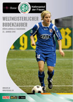 DFB-Hallenpokal der Frauen 2010