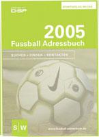 Fussballadressbuch 2005