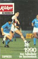 kicker-Almanach 1990