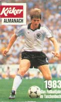 kicker-Almanach 1983