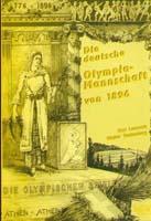 Die deutsche Olympiamannschaft von 1896
