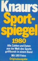 Knaurs Sportspiegel 1980