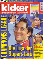 kicker europacup 2008/09