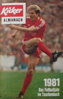 kicker-Almanach 1981