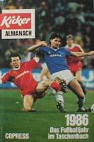 kicker-Almanach 1986