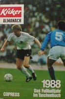 kicker-Almanach 1988