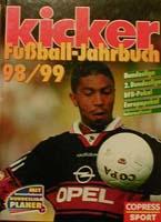 kicker Jahrbuch des Fußballs 1998/99
