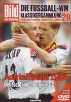 WM-Klassikersammlung, Folge 20<br>Achtelfinale 1994: Deutschland - Belgien
