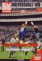WM-Klassikersammlung, Folge 29 <br>Viertelfinale 1986: Argentinien - England 2:1