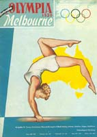 Bahr-Heft Olympia Melbourne B 7/56