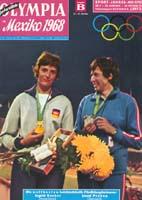 Bahr-Heft Olympia Mexiko B 5/68